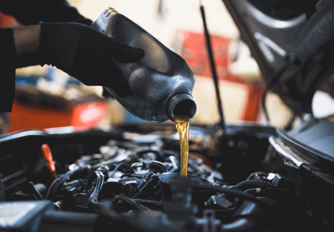 how long can a car go without an oil change
