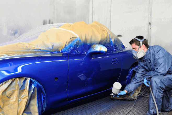 important things to know before changing your car color