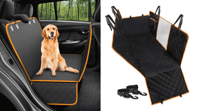 road trip accessories for dogs