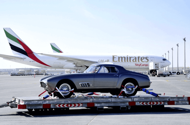 how much does it cost to ship a car internationally