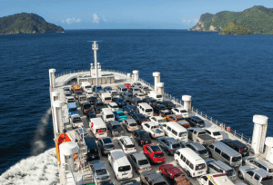 how much does it cost to ship a car overseas