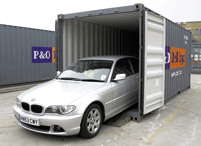 how much does it cost to ship your car