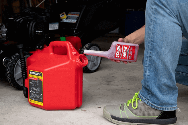how long can you store gasoline with stabilizer