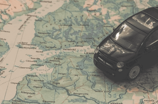buying a car out of state