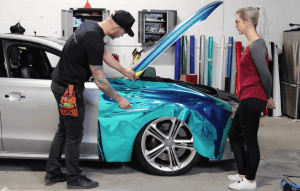how much does it cost to wrap a car