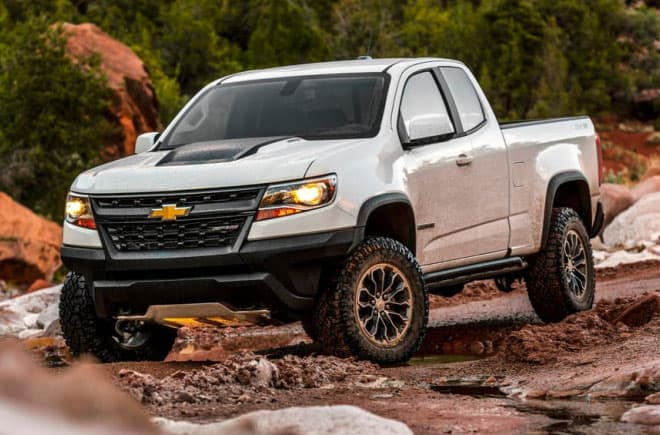 best full-size truck for off road