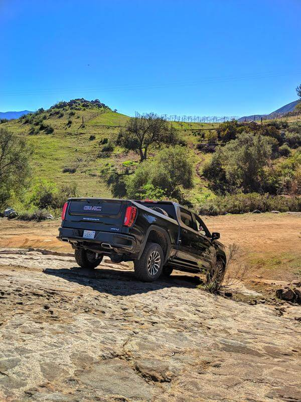 best pickup truck for off road