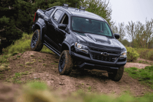 best truck for off roading