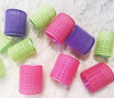 velcro hair rollers for dog hair removal