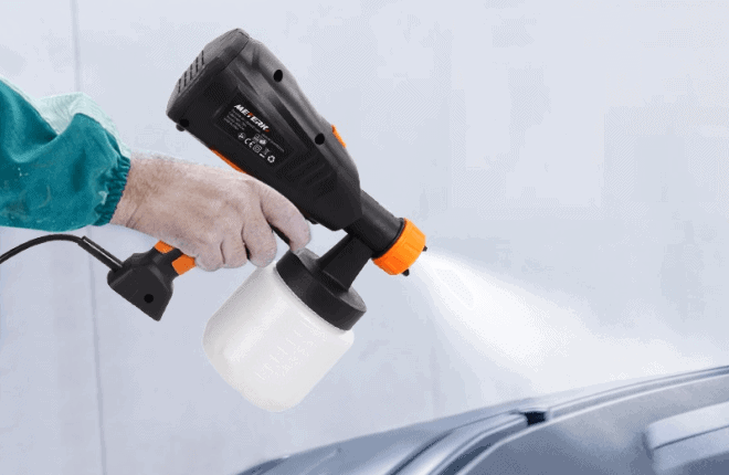 what is the best automotive paint gun