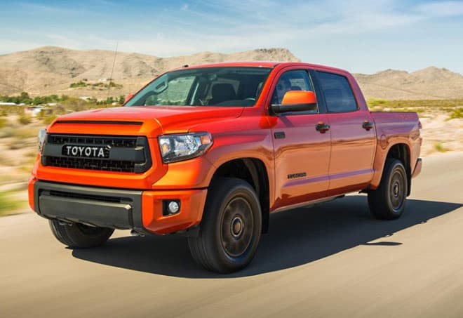 what truck is best for off road
