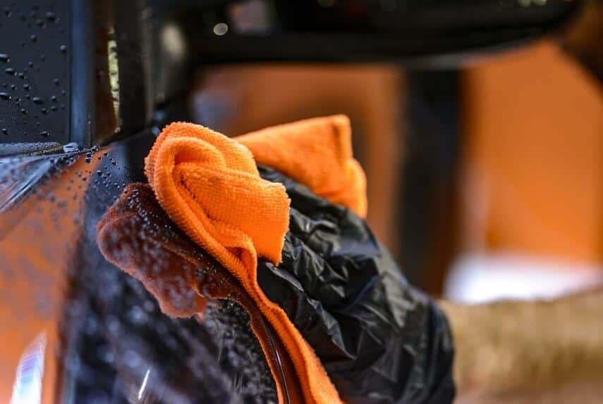 best microfiber towels for drying car
