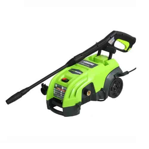 best pressure washer for washing cars