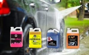 car wash soap for pressure washer