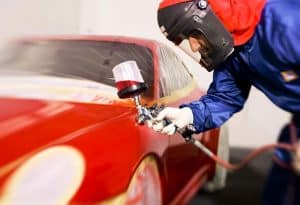 how much does it cost to paint a car a different color