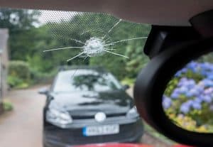 how to stop a windshield crack from spreading