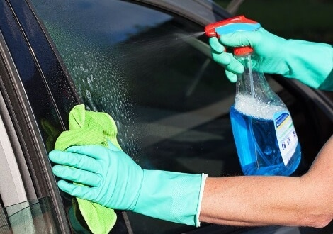 stop car windows from fogging up